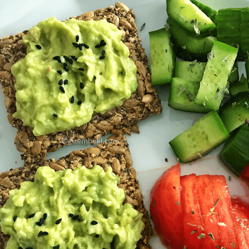 Vegan Kahvaltı Fikirleri