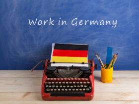Almanya 'da Çalışmak